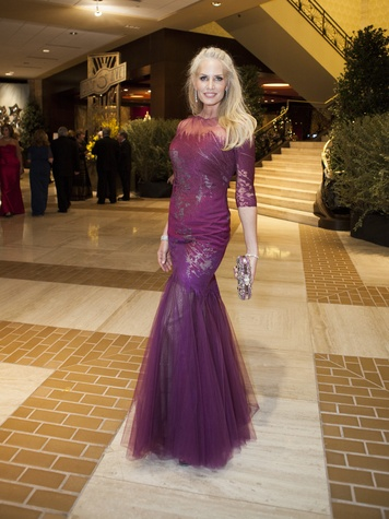 Alana Brame, crystal charity ball 2013, hilton anatole