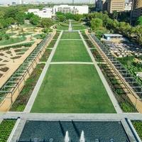 McGovern Centennial Gardens at Hermann Park