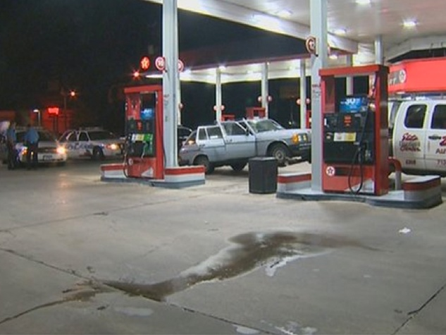 Houston woman upset with McDonald's drink leads police on high-speed chase October 2013