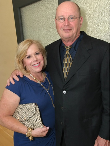 Lori and Warren Whitlow, building hope dinner