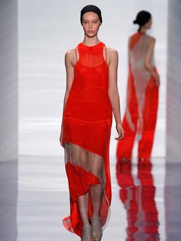 Fashion Week spring summer 2013 Vera Wang Look 37