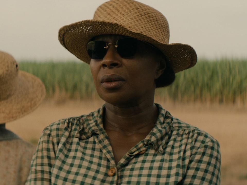 Mary J. Blige in Mudbound