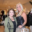 38 Beth Wolff, left, and Theresa Roemer at the HFAF at Neiman Marcus Art of Fashion September 2014