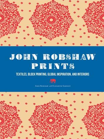 John Robshaw Prints book Cover