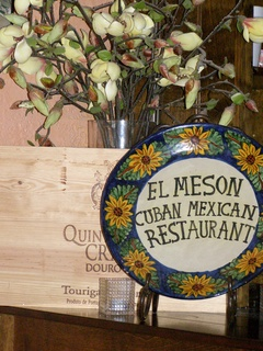 Places-Food-El Meson plate