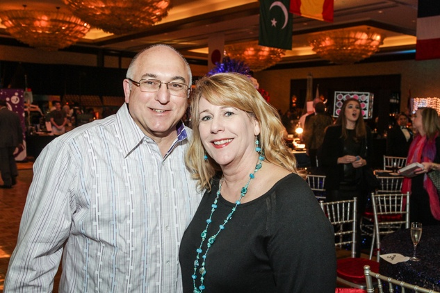 6 Bob and Stacey Swift at The Social Book 2015 Launch Party January 2015