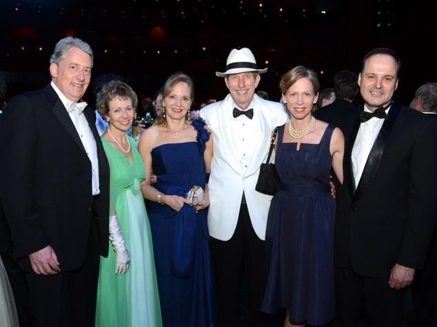 20, Mercury Gala, March 2013, Jeff & Pat Sheets, Janet Kelly, John Carrig, Julie Fette, Luc Messier