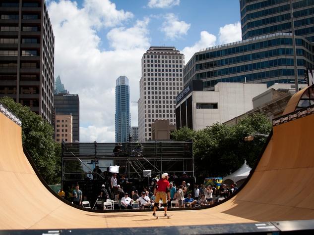 Austin X Games Tony Hawk and Friends Demo