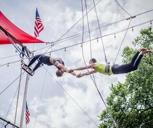 Trapeze Texas