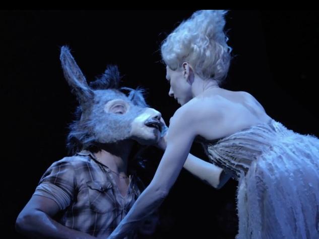 Tarra Gaines Julie Taymor interview A Midsummer Night's Dream Houston Cinema Arts Fest November 2014