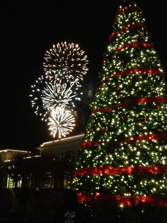 Firewheel Town Center present Holiday Tree Lighting