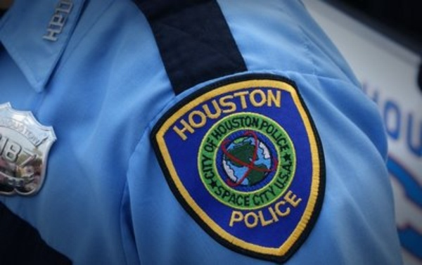 Houston Police patch