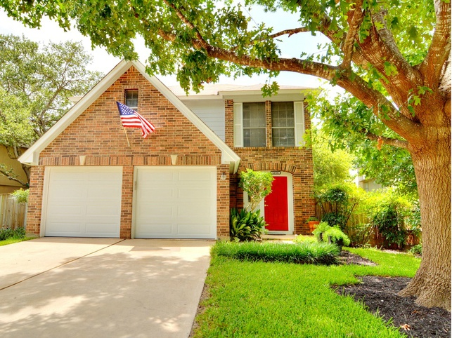 Austin home house 12706 Marimba Trail 78729 Jollyville Zillow July 2015