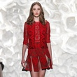Fashion Week spring summer 2015 Naeem Khan October 2014 LOOK 32