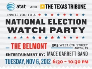 Austin Photo_Events_Texas Tribune Election Watch Party_Poster
