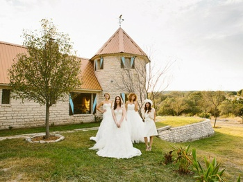 Exquisite Hill Country venues for the Texas wedding of your dreams — castle included