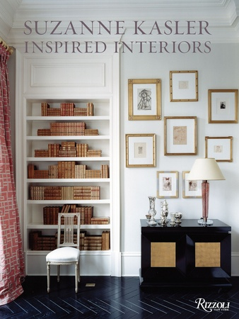 Suzanne Kasler, interior designer, Inspired Interiors, book