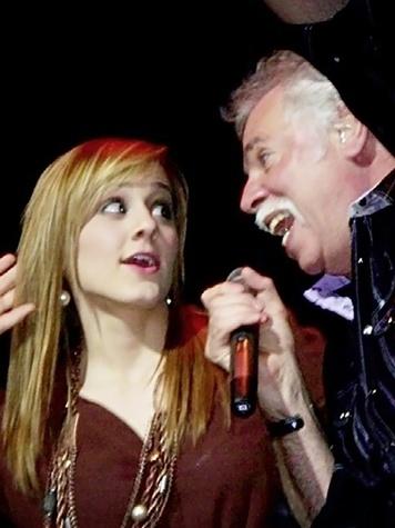 Mary Sarah and Joe Bonsall country music