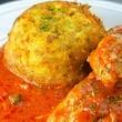 Chago's Caribbean Cuisine mofongo dish Puerto Rican