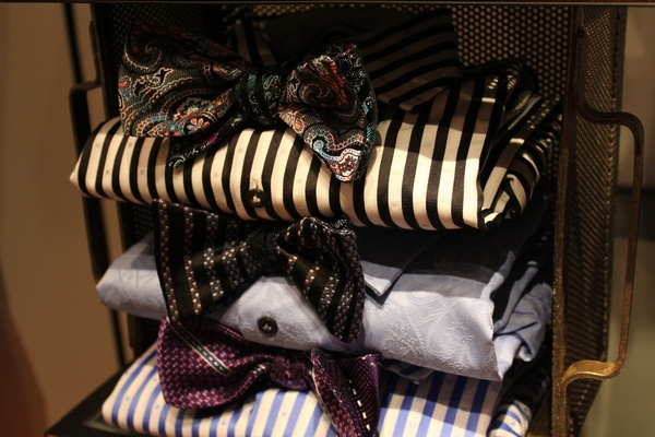 News_Robert Graham Store_Bow Ties_May 2012