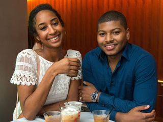 Houston, CultureMap Tastemakers, April 2017, Kaylan Young, Ron Davis