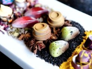 Wine and Artisan Chocolate Tasting