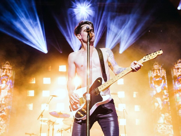 Houston_Panic at the Disco, March 2017