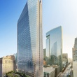 News, Shelby, Hines, 609 Main rendering, August 2014