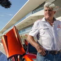 Jay Leno at COTA in Austin 3083