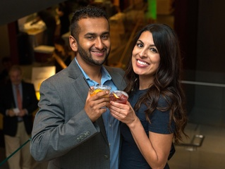 Houston, CultureMap Tastemakers, April 2017, Pooja Gidwani, Akhil Khosla.