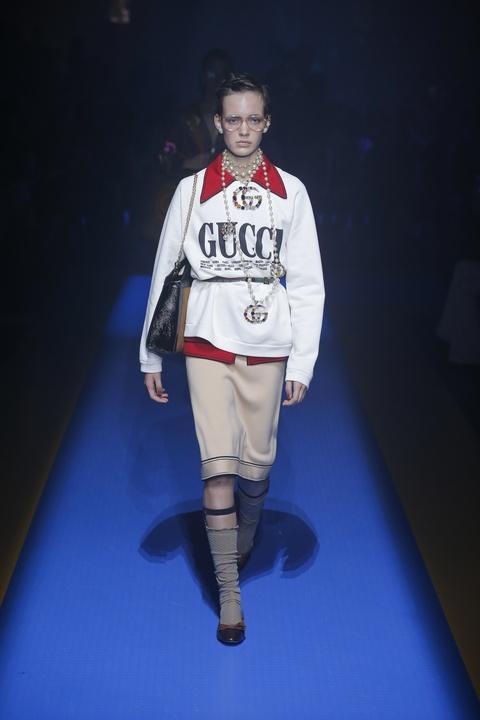 Gucci spring 2018 look 6