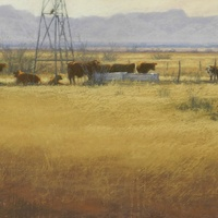 """William Reaves Fine Art opening reception: """"The Texas Aesthetic VII: Minding the Texas Tradition"""""""