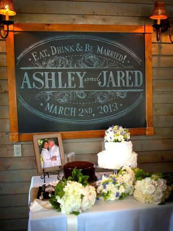 Wonderful Weddings, Wehrly-Kearney, March 2013