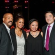 News, Shelby, Miller Outdoor Theatre gala, Oct. 2015, State Rep. Borris Miles, Miller Theatre Advisory Board member Cydonii Miles,Miya Shay,State Rep. Gene Wu