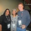 Sandra Ellis Toney, Yolanda Crawford, Mike Blizzard at the Austin Party at Sundance Film Festival January 2014