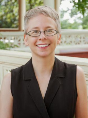 Author Tracey Laird