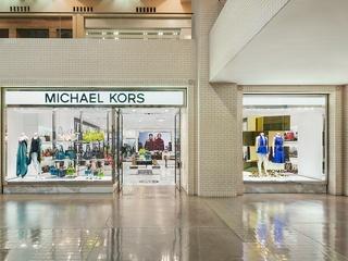 Michael Kors store at NorthPark Center in Dallas