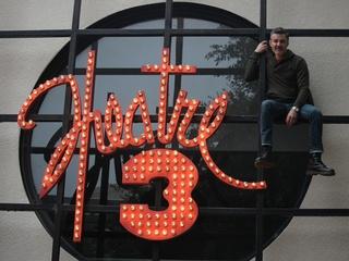 Jeffrey Schmidt at Theatre Three