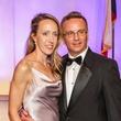 15 Rachel and John Rosson at the Houston Baptist University Lou Holtz dinner November 2014