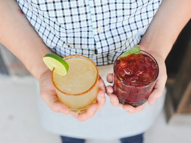Jacoby's Austin drinks
