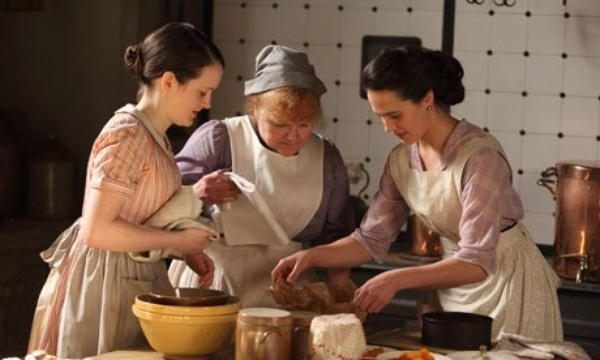 Downton Abbey, cooks