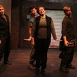 Mr. Burns, a post-electric play at Stage West in Fort Worth