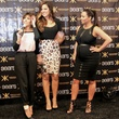 Kardashians at Sears Willowbrook Mall in Houston May 2013