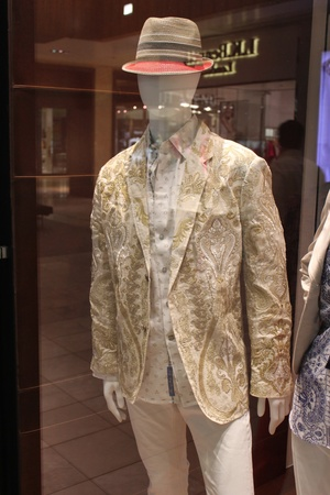 News_Robert Graham Store_Jacket_May 2012