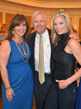 News_&#39;80s Supermodels luncheon_April 2012_Terri Havens_John Havens_Kelly Emberg