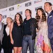 Mack Jack McConaughey benefit with hosts and their wives