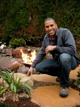 Yard crasher Ahmed Hassan on giving a damn about landscaping