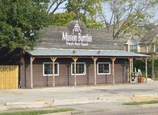 Mission Burrito on Durham