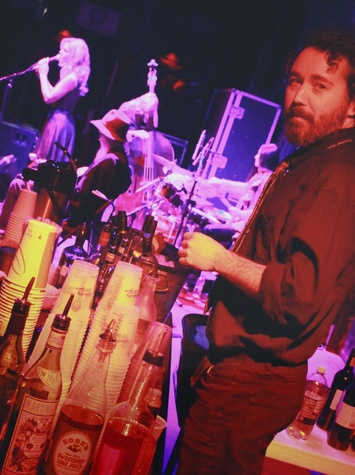 Paramount Theatre_100 Years_bar on stage_Jitterbug Vipers_Centennial Announcement_2015