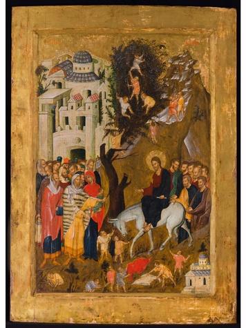 News_Imprinting the Divine_Entry Jerusalem